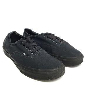 Vans Grey Monochromatic Sneakers Purple 8 Women's